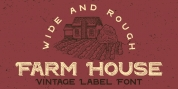 Farm House font download