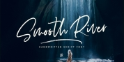 Smooth River font download