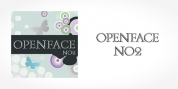 Openface No2 font download