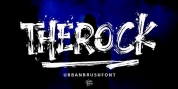 Therock font download
