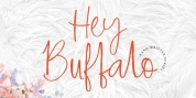 Hey Buffalo font download