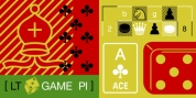 Linotype Game Pi font download