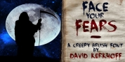 Face Your Fears font download