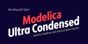 Bw Modelica Ultra Condensed font download