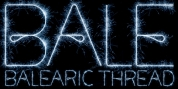 Balearic Thread font download