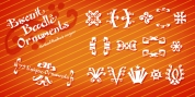 Biscuit Boodle Ornaments font download