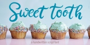 Sweet Tooth font download