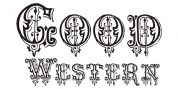 Good Western font download