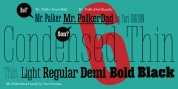 Mr Palker Dad font download