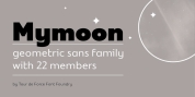 Mymoon font download