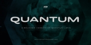 Quantum Latin Rounded font download