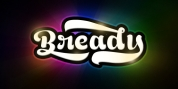 Bready font download