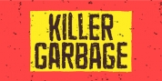 Killer Garbage font download