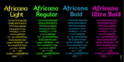 Africana font download