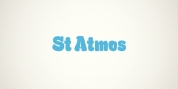 St Atmos font download