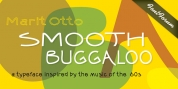 Smooth Buggaloo font download
