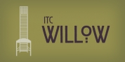 ITC Willow font download