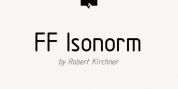 FF Isonorm Pro font download