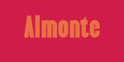 Almonte font download