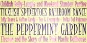 Spidertoes PB font download
