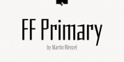 FF Primary font download