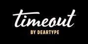 Timeout font download