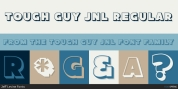 Tough Guy JNL font download
