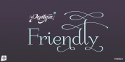 Friendly font download
