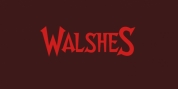 Walshes font download