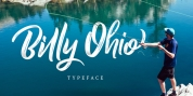 Billy Ohio font download