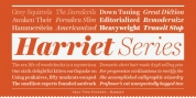 Harriet font download