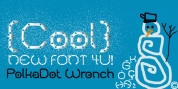 PolkaDot Wrench font download