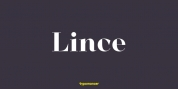 Lince font download