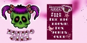 Tattoo Girl font download