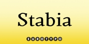 Stabia font download