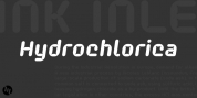 Hydrochlorica font download