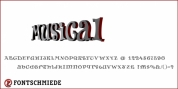Musical + font download