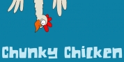 Chunky Chicken font download