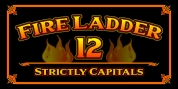 Fire Ladder font download
