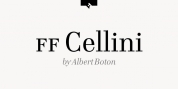 FF Cellini Titling Pro font download