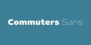 Commuters Sans font download