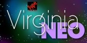 Virginia Neo font download