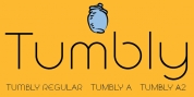 Tumbly font download
