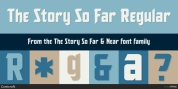 The Story So Far & Near font download