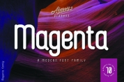 Magenta Family font download