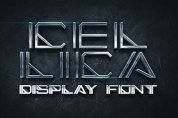 Cellica - Display Font font download