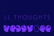 LL Thoughts font download