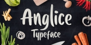 Anglice font download
