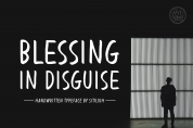 Blessing in Disguise font download