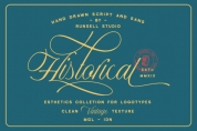Historical Duo font download